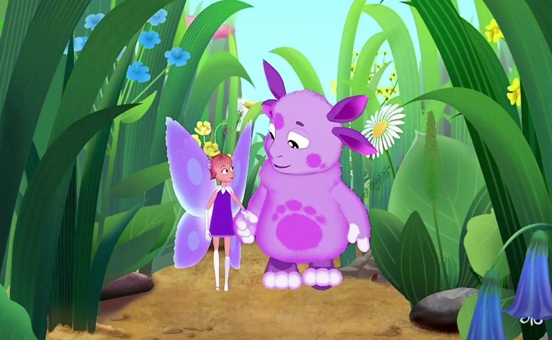 """Ρωσική σειρά animation """"Ο Luntik και οι φίλοι του"""""""